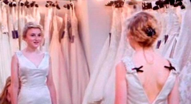 Katie Taffler on TLC's Say Yes To The Dress UK