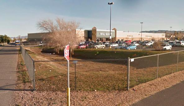 Walmart Barstow. Picture: Google Maps
