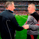 'Jim Gavin will pray for a better day and Stephen Rochford for an even worse one'. Photo: Seb Daly/Sportsfile