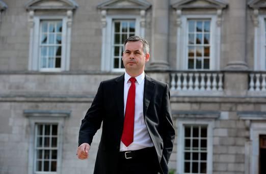 Pearse Doherty. Photo: Tom Burke