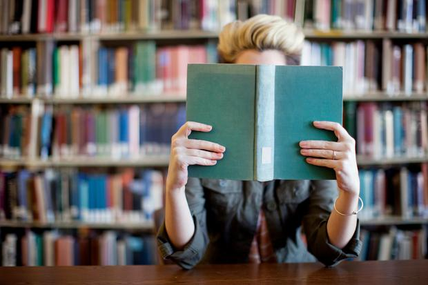 As well as helping to educate us, libraries are part of the fibre of our society that enhances positive mental health. Stock photo: Getty