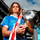 Fight: Dublin's Noelle Healy. Photo: Sportsfile