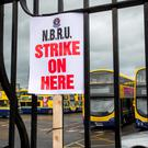 Pay row: Dublin bus strikers will strike for a further 11 days