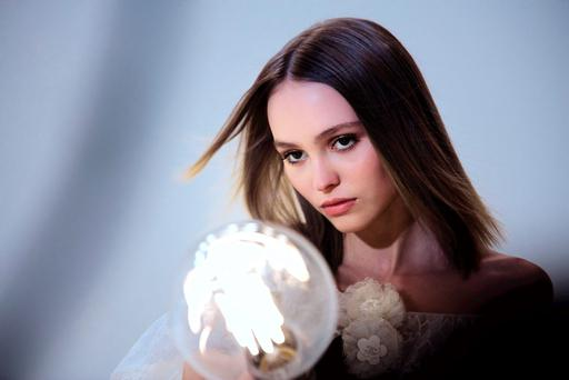 Lily Rose Depp is the face of the new Chanel No5 L'Eau which launched on September 1