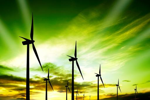 All EU member states have signed up to binding renewable energy targets, which in Ireland's case include having 16pc of energy from renewable sources by 2020 (Stock photo)