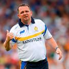 'That had to be a contributory factor in the players feeling that a change of direction was necessary. In such circumstances, Davy has made the right decision to go.' Photo: Sportsfile