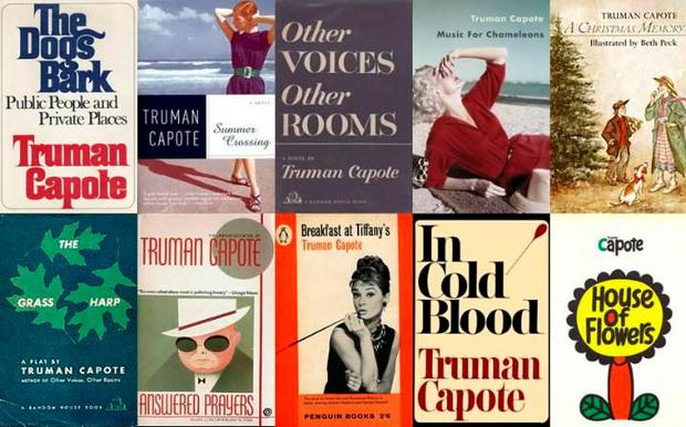 The works of Truman Capote