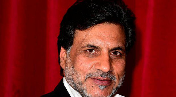 Coronation Street star Marc Anwar who has reportedly been sacked from the soap for alleged