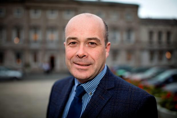 Climate Change Minister Denis Naughten. Picture: Arthur Carron