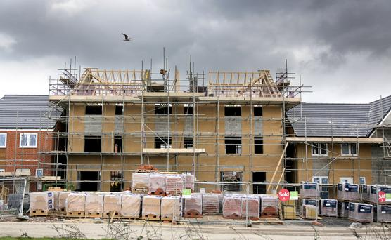 It is understood that the help-to-buy scheme will take the form of a tax rebate targeted at those buying affordable new-build homes. (Photo by Matt Cardy/Getty Images)