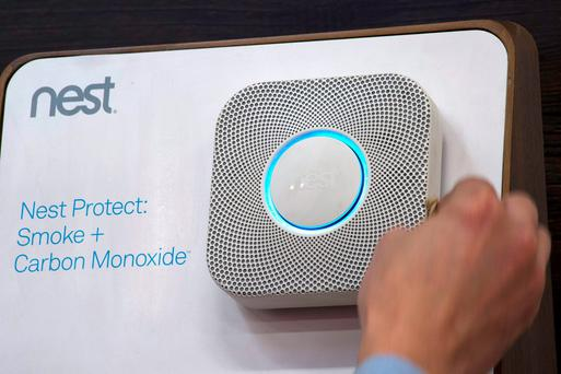 Google paid €3.2bn for internet of things firm Nest Photographer: David Paul Morris/Bloomberg