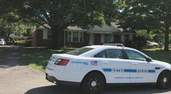 Police said a two year old accidentally shot a twelve year old in the leg