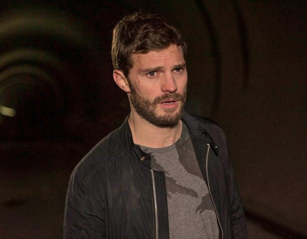Jamie Dornan in The Fall. Picture: BBC