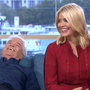 Phillip Schofield and Holly Willoughby couldn't control themselves on This Morning. Picture: ITV