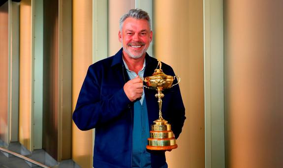 Captain of Europe, Darren Clarke