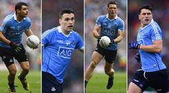 Will Jim Gavin change the make-up of his forward division this weekend?