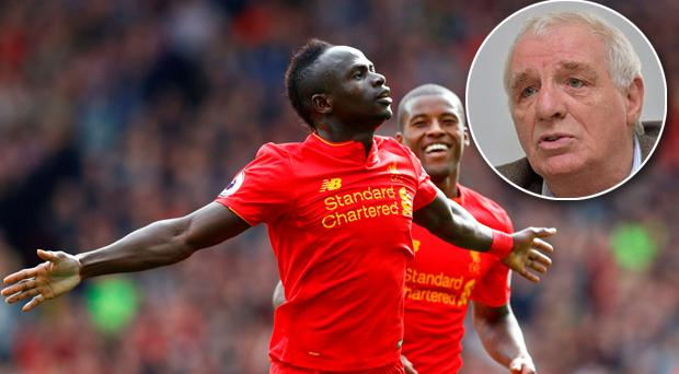 Eamon Dunphy is a big fan of Sadio Mane