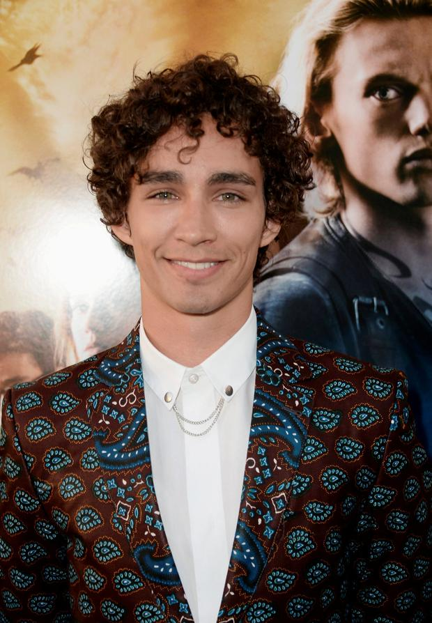 Robert Sheehan Picture: Getty