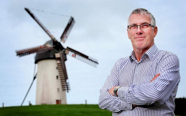 Ray Hunt, general manager of Skerries Mills and Bakery. Photo: Steve Humphreys