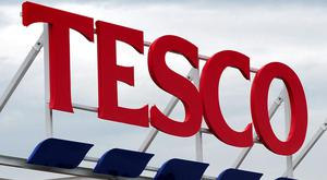 Tesco faces the prospect of becoming the third-biggest grocery retailer in Ireland, having been ditched from the top spot last year by SuperValu. Photo: PA