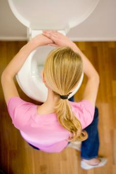 Morning sickness, which can strike at any point during the day or night, affects roughly eight out of ten women
