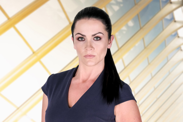 Grainne McCoy, one of the candidates in this year's BBC1 programme, The Apprentice. PRESS ASSOCIATION Photo. Issue date: Tuesday September 27, 2016. Photo: BBC/PA
