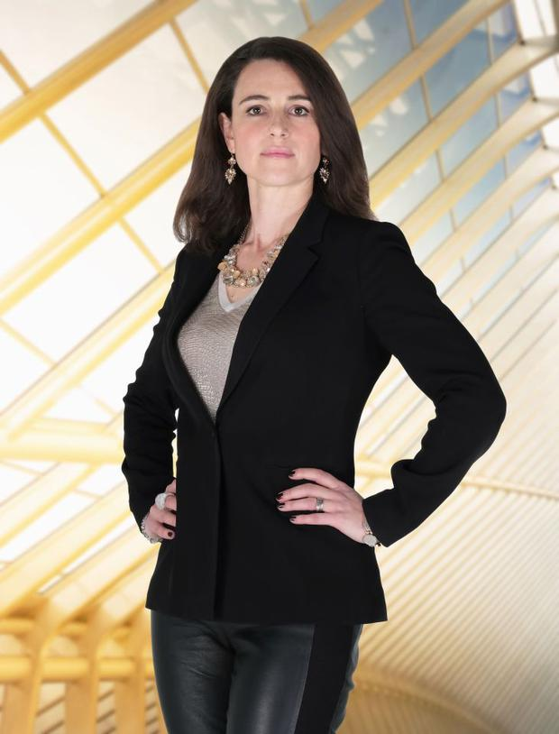 Aleksandra King, one of the candidates in this year's BBC1 programme, The Apprentice. PRESS ASSOCIATION Photo. Issue date: Tuesday September 27, 2016. Photo: BBC/PA