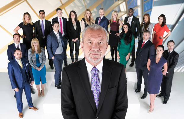 The Apprentice class of 2016