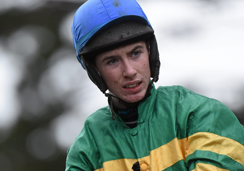 Jockey Jack Kennedy. Photo: Ramsey Cardy/Sportsfile