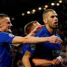Leicester City's Islam Slimani