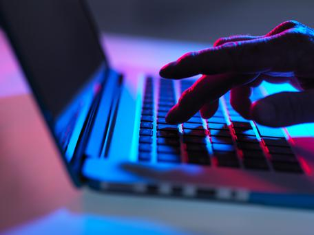 A victim of revenge porn says new proposals to deal with cyber crime mark an 'amazing' step towards justice for victims. Stock Image