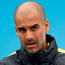 Man City boss Pep Guardiola. Photo: Reuters/Carl Recine