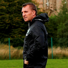 Celtic boss Brendan Rodgers expects Manchester City to bring their 'A' game tonight. Photo: Action Images via Reuters/Lee Smith