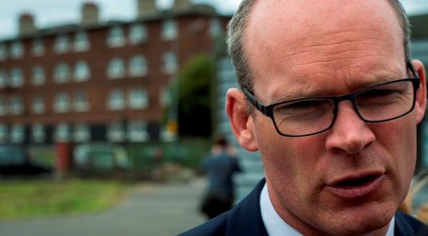Housing minister Simon Coveney