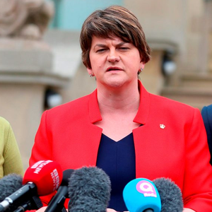 Enda Kenny has not raised idea with Arlene Foster. Photo: Liam McBurney/PA Wire