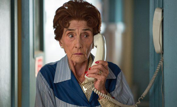 Dot could be out of a job soon on EastEnders
