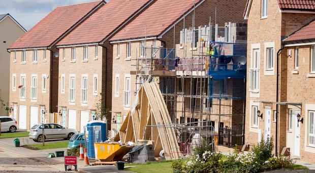 Purchasers of second-hand homes will not be entitled to any State aid, despite the fact that construction of new builds is moving at a snail's pace. Photo by Matt Cardy/Getty Images