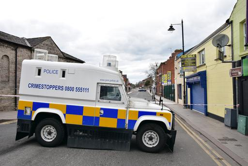The Brexit vote will not undermine or diminish the close cooperation between the PSNI and gardaí, Tánaiste and Justice Minister Frances Fitzgerald has said. Photo by Mark Winter/Pacific Press/LightRocket via Getty Images