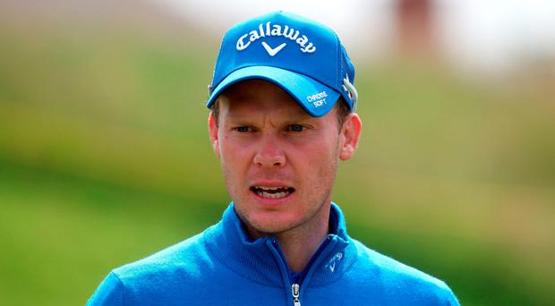 Danny Willett has apologised to USA Ryder Cup captain Davis Love III and American golf fans for insulting remarks made by his brother in a magazine article. Photo: PA