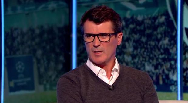 Roy Keane said Celtic were outstanding against Manchester City. Photo: ITV1