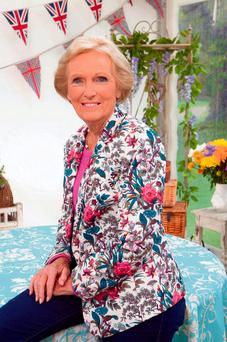 TV's favourite grandmother: Mary Berry