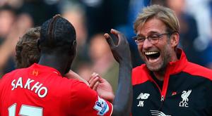 Jurgen Klopp has cleared teh air with defender Mamadou Sakho. Photo: Clive Rose/Getty Images