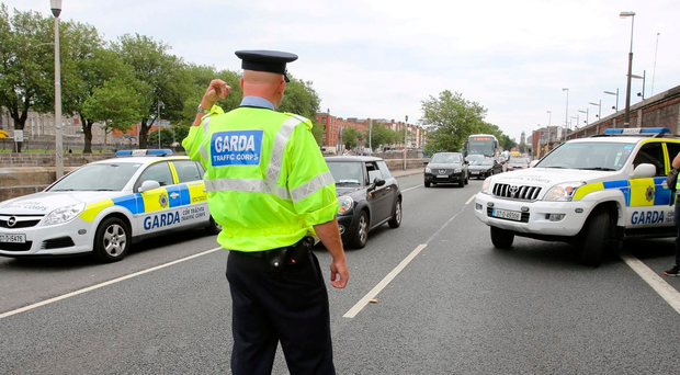Gardaí have threatened to strike Picture: Frank Mc Grath