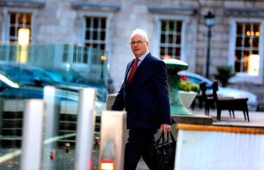 Frank Daly, Chairman of NAMA Picture: Tom Burke 29/9/2016