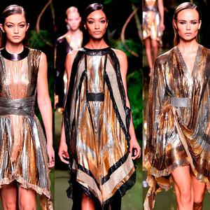 Balmain at Paris Fashion Week
