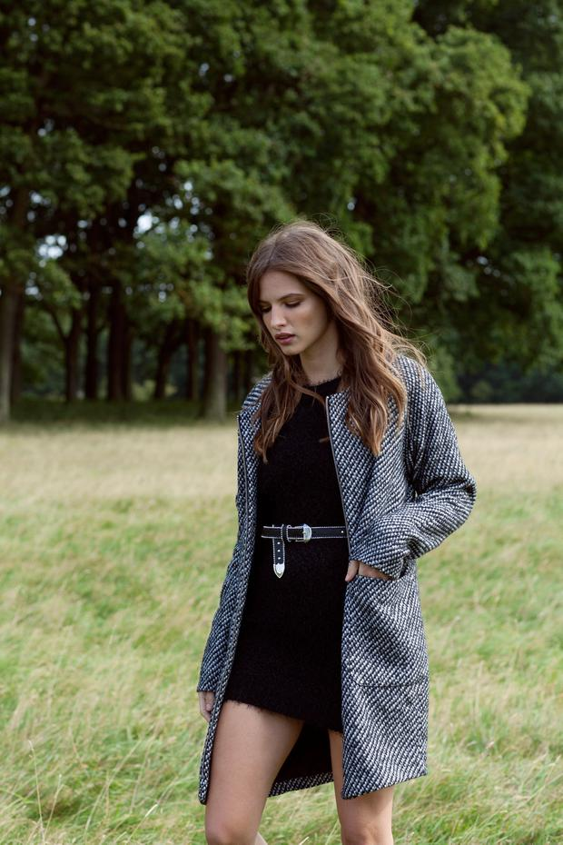 Boucle jacket by Lidl