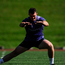 Peter O'Mahony of Munster during a training session
