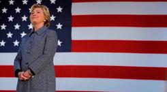 US presidential candidate Hillary Clinton Photo: REUTERS/Brian Snyder