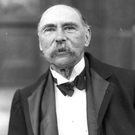 Douglas Hyde, Ireland's first president, who was inaugurated in 1938