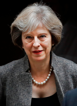 British Prime Minister Theresa May has been vague on plans Photo: AP Photo/Frank Augstein
